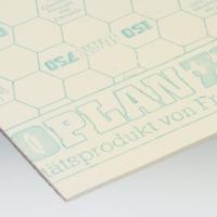 Placa termoizolanta non-azbest Isoplan 750C-2x1000x1000 mm