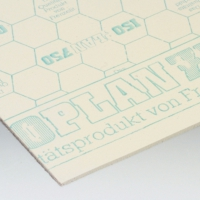 Placa termoizolanta non-azbest Isoplan 750C-8x1000x1000 mm