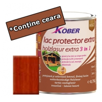 Lac protector Extra 3 in 1 cires 0,75 l Kober