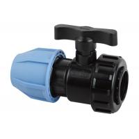 Robinet PEHD cu adaptor 25-3/4 FI