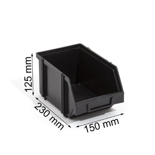 Cutie PP ModulBox 230x150x125 mm