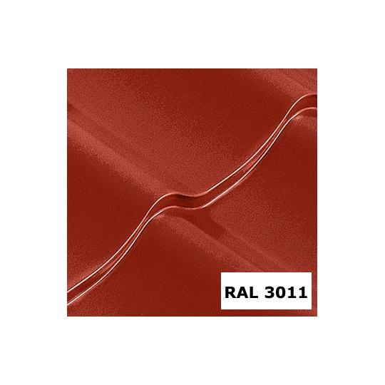 Cutie autoforante vopsite pentru tabla cu saiba cauciuc 4.8x35 - 250 buc RAL3011