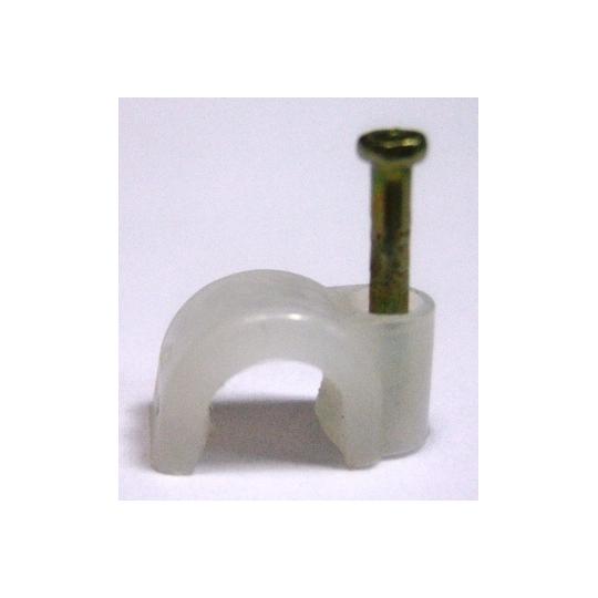 Bride prindere cablu nr 3 (8 mm) 100 buc Total Green