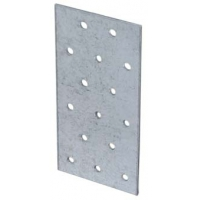 Placa perforata tip 1 50x200x2,0 mm - 100 buc