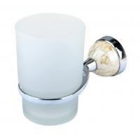 Port pahar simplu marmorat
