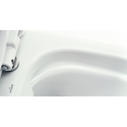 Vas WC suspendat Carina Clean On Cersanit (fara capac)