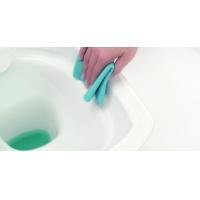 Vas WC suspendat Carina Clean On Cersanit (capac cadere lenta inclus)