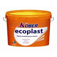 Vopsea lavabila pentru interior Ecoplast 3 l Kober