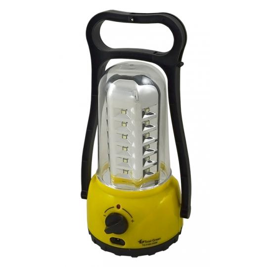Lampa portabila Fedru cu LED 36x0.1W Total Green
