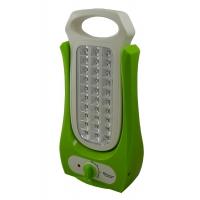 Lampa portabila Lisias cu LED 60x0.1W Total Green