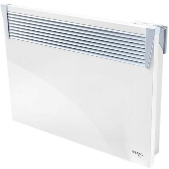 Convector electric de perete Tesy CN03 150 EIS W, 1500 W, Termostat de siguranta, Termostat reglabil, Protectie anti-inghet