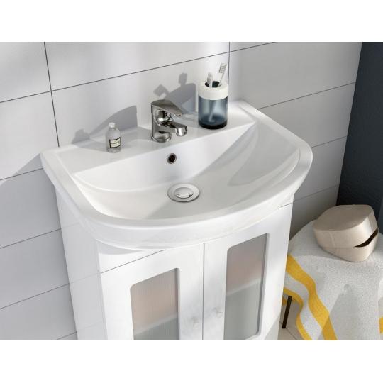 Lavoar Arteco 40 cm Cersanit stanga/dreapta