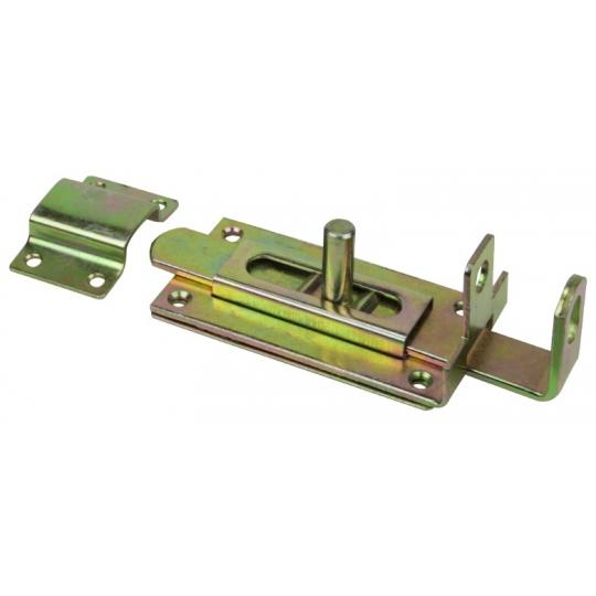 Zavor plat, cu piedica, 140 mm BX