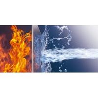 Sticla termorezistenta 195x135x4 mm