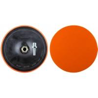 Suport velcro disc abraziv bormasina si polizor 180 mm EVO