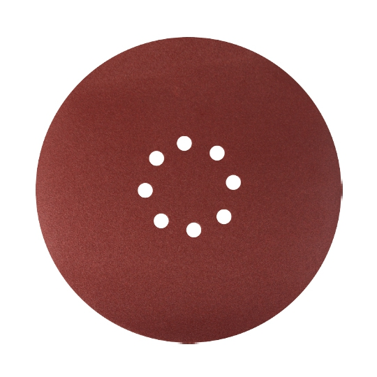 Disc abraziv velcro 115 mm, G80, set 5 buc