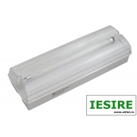 Lampa EXIT cu acumulator IP65, 1x8W Total Green, indicator iesire