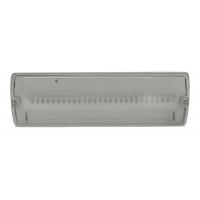 Lampa EXIT cu LED IP65, 27x0.1W Total Green, indicator hidrant