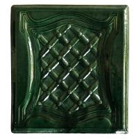 Placa soba teracota T Verde