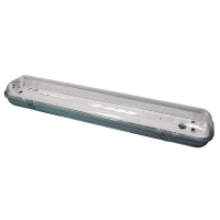 Corp neon exterior 2 x 18W, IP65, balast electromagnetic TG, LH-218
