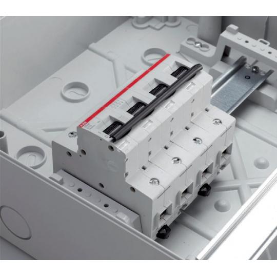 Tablou sigurante 18 module PT, IP41 Mistral ABB