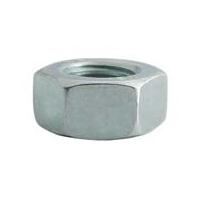 Piulite hexagonale cu filet metric M2 - 1000 buc (DIN 934-6)