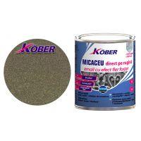 Vopsea antirugina texturata Micaceu Bronz Perlat 0.75 l Kober