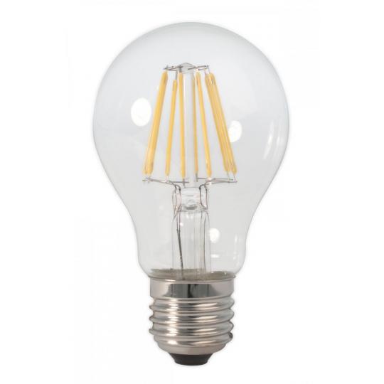Bec LED Filament 4W, A60, E27, lumina calda 2700K, Total Green