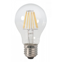 Bec decorativ LED Vintage Edison Edition 8W, E27, lumina rece 6500K, Total Green
