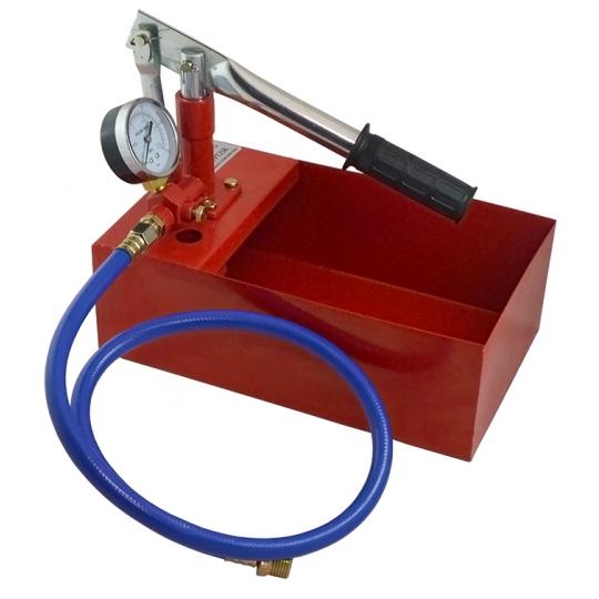 Pompa manuala de testat instalatii 25 bar Basic Everpro (neasamblata)