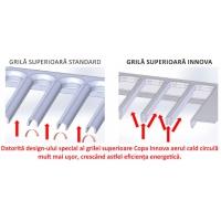 Calorifer otel panel 600x3000x22 Innova Copa