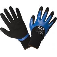 Manusi de Protectie din Poliester cu Acoperire 3/4 din Nitril - Soft Touch, Evo Pro