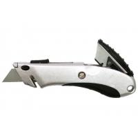 Cutter Aluminiu cu Lama Autoretractabila si 2 Rezerve, Evo Pro
