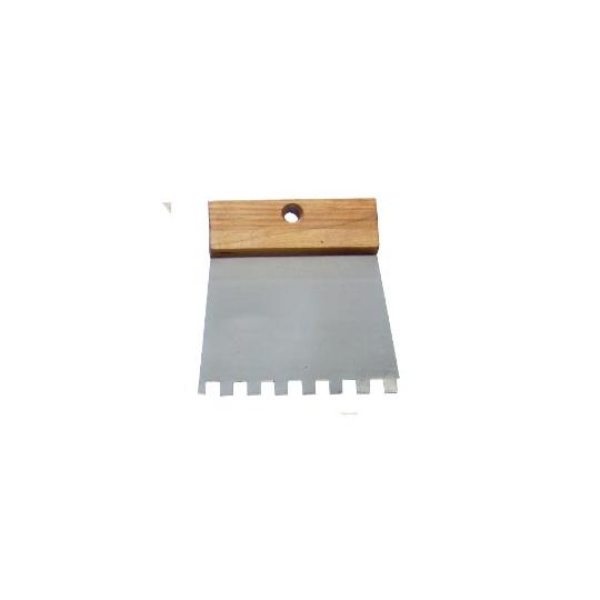 Spaclu Elastic cu Pas, 100 mm, BX