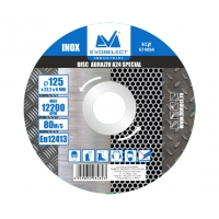 Disc Abraziv Special A24 125 x 6 x 22.2, Evo Industrial