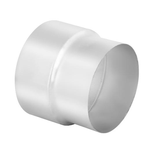 Reductie burlan vopsita 120-100 mm