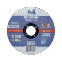 Disc Abraziv Extra A60 125 x 1.2 x 22.2, Evo Industrial