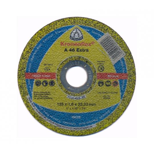 Disc Abraziv A46 Extra - 125 x 1.6 mm