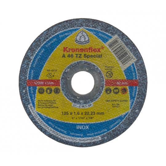 Disc Abraziv A46 TZ Special  - 125 x 1.6 mm