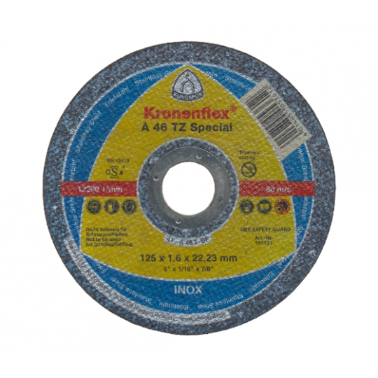 Disc Abraziv A46 TZ Special  - 230 x 1.9 mm