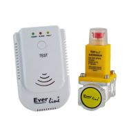 Kit detector gaz si GPL + electrovalva 3/4 Everpower
