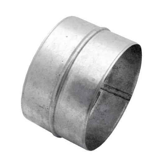 Mufa otel zincat legatura tub flexibil 140 mm