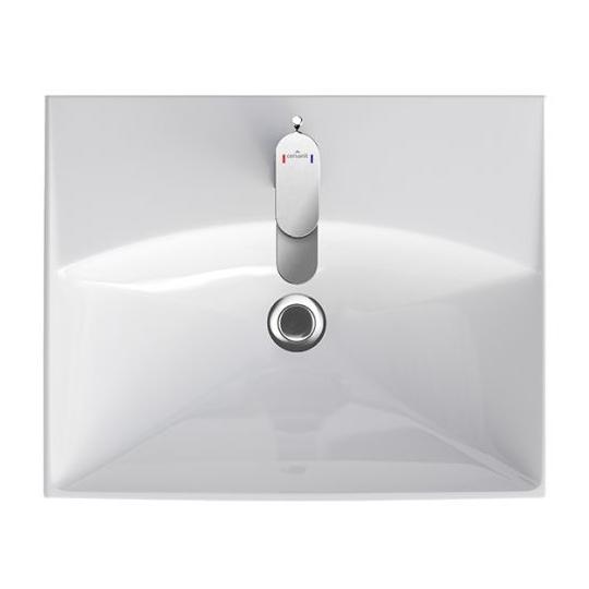 Lavoar mobilier City Cersanit 50 cm