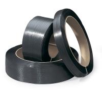 Banda PP legat paletizare 12x0.65 mm Negru- 2000 ml