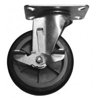 Roata pivotanta cu frana 125 mm Meister