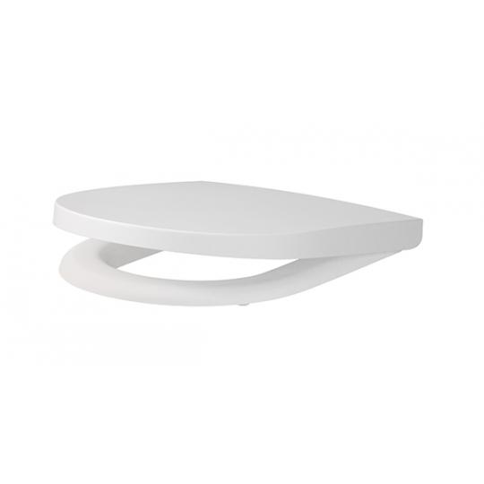 Capac WC duroplast City, cadere lenta, demontare rapida (universal) Cersanit