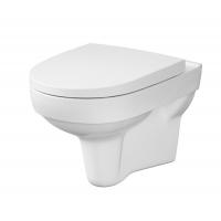 Vas WC suspendat City Cersanit (capac cadere lenta inclus)
