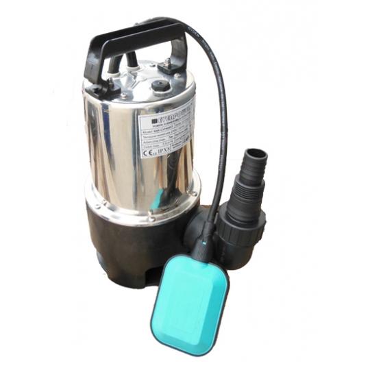 Pompa submersibila ape murdare Everpower, carcasa inox, 400W, inaltime 5 m