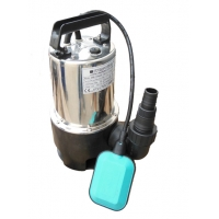 Pompa submersibila ape murdare Everpower, carcasa inox, 750W, inaltime 8 m