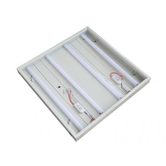 Corp neon cu LED-uri 4x9W, lumina rece, aplicat Tip Fira Novelite